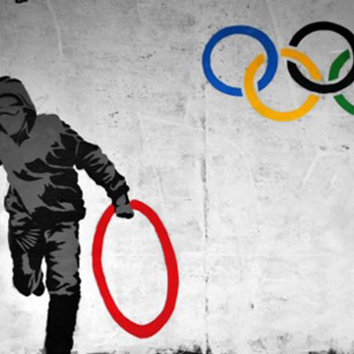 London-Olympics-2012-Banksy-Olympics-Review-Creative-Mapping