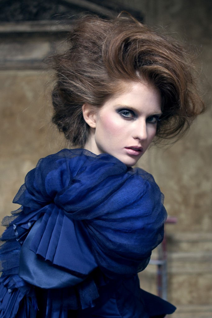 Blue-Interview-with-Artist-and-Fashion-Designer-Coppelia-Pique