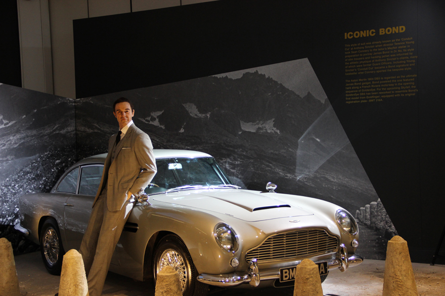 Bond-007-Fifty-Years-Of-Bond-Style--David-Tanguy-Praline-interview-by-Creative-Mapping
