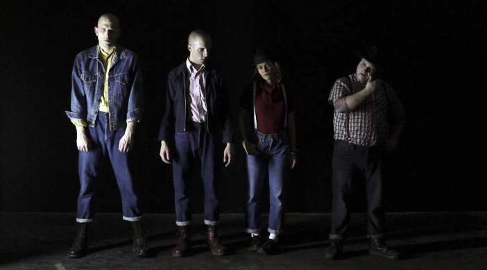 Byronesque-Online-Vintage-BTS-Skinhead-Byronesque-Gill Linton-NY-Vintage-Creative-Mapping