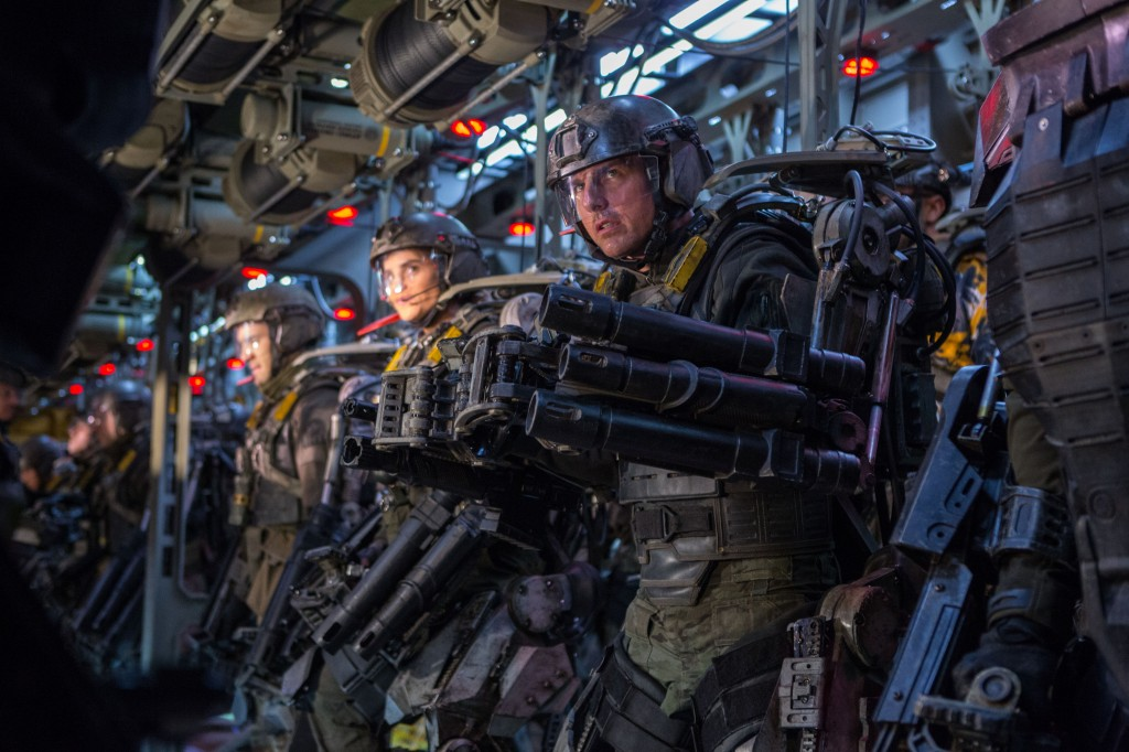 Edge-Of-Tomorrow-Cruise-Cage-David-James-Copyright-Warner-Bros-Entertainment-Inc-David-James-Doug-Liman-Interview-by-Creative-Mapping