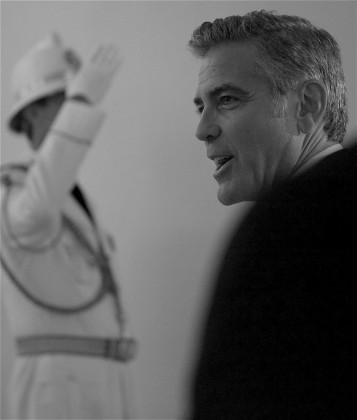 George-Clooney-by-photographer-Karim-Rahoma-Creative-Mapping