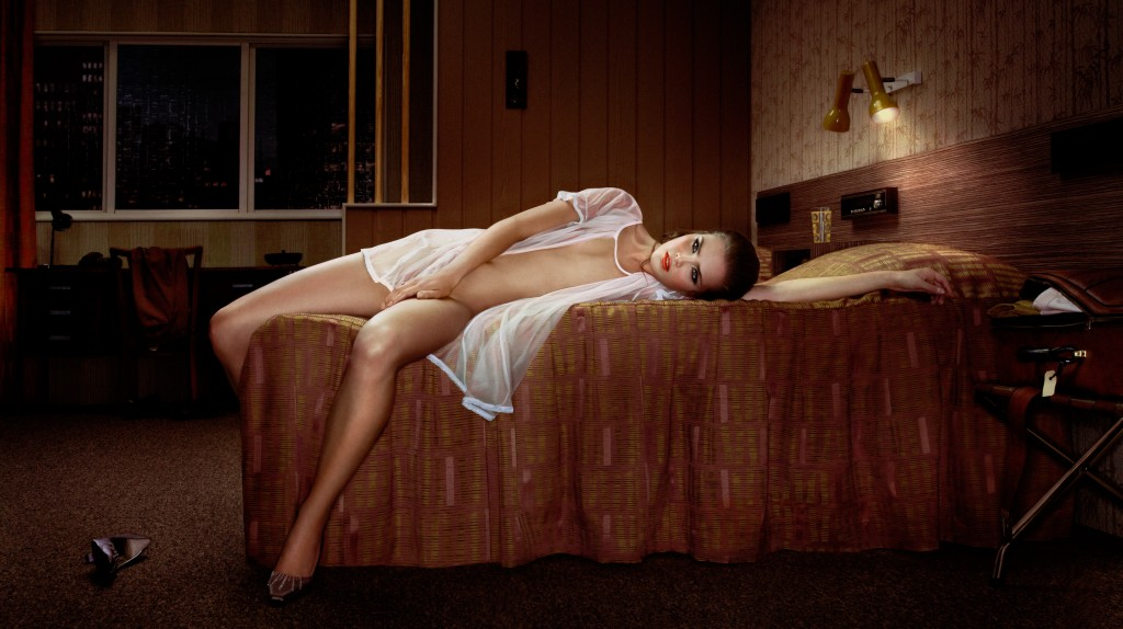 Hotel Kyoto Room Erwin Olaf 2007 Creative Mapping Review