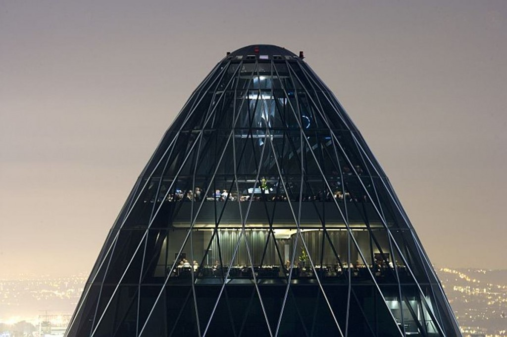 Norman-Foster-The-Gherkin-Creative-Mapping-Sweet-Erotic-Decadence-Review