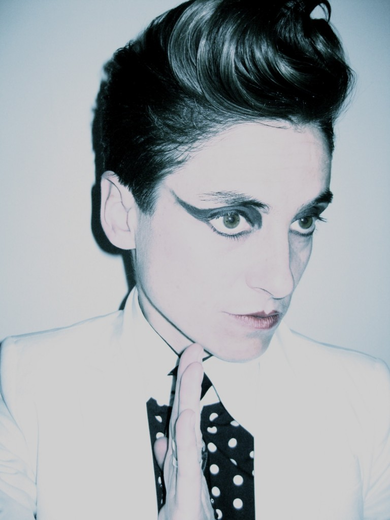 Interviews On Creative Living Interior: MADmoizel Lady Dandy Electro-pop