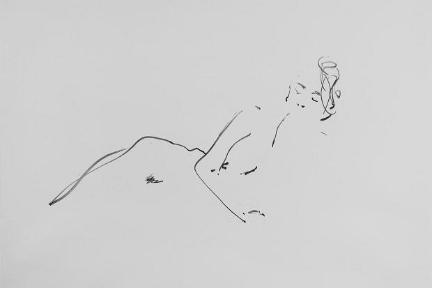 Tracey-Emin-drawing-Creative-Mapping-Sweet-Erotic-Decadence-Review