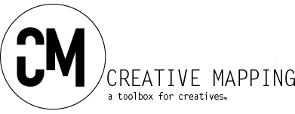 Creative Mapping Logo