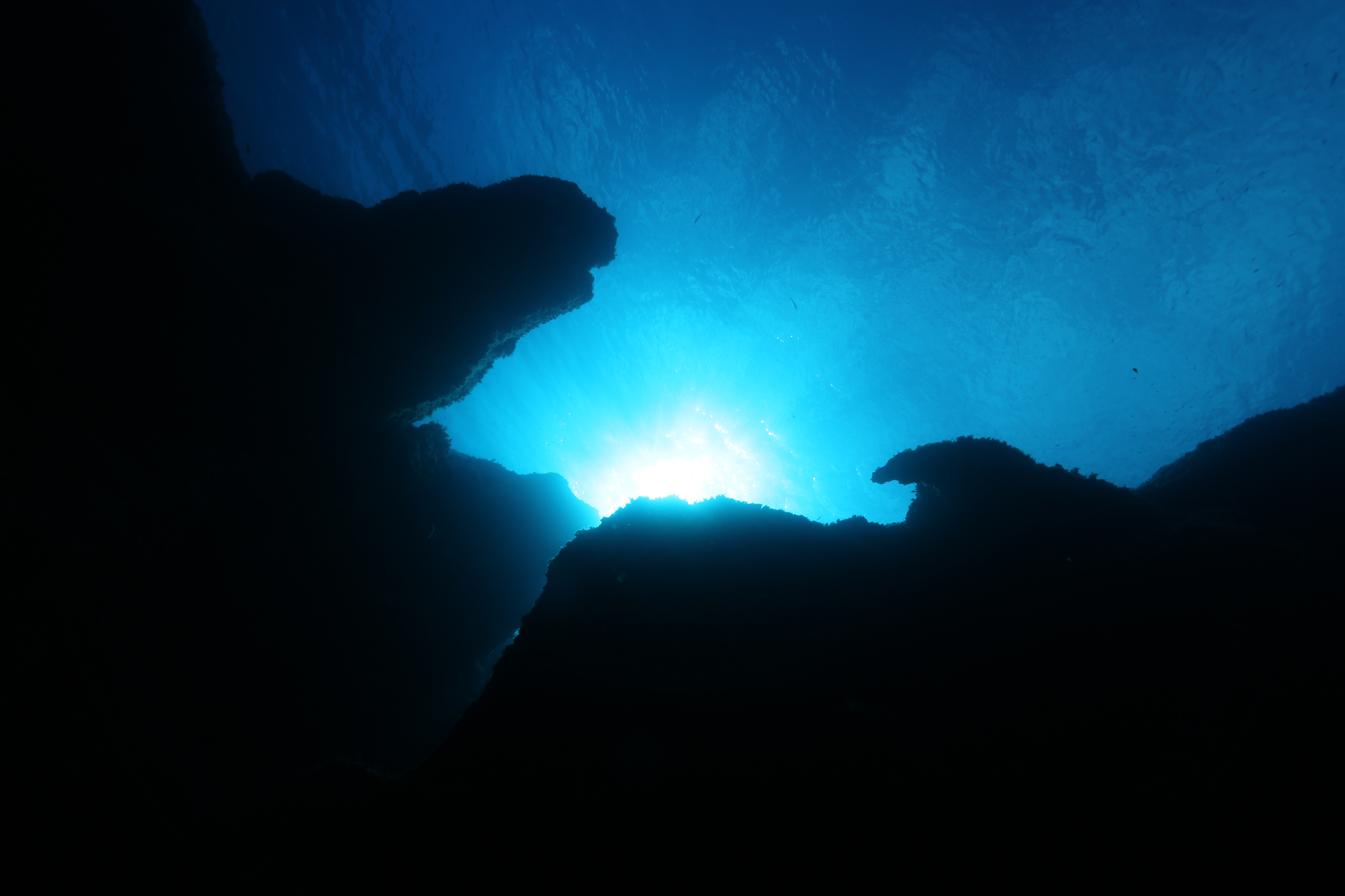 Stephane-Cruciani-photographs-underwater-interview-by-Creative-Mapping-deep-blue