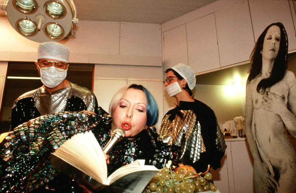 An interview-with-artist-Orlan-Operation-Reussie