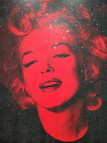 Russell-Young-Marylin-Monroe-Marylin-Hope-Candy-Apple-and-Red-interview-by-Creative-Mapping