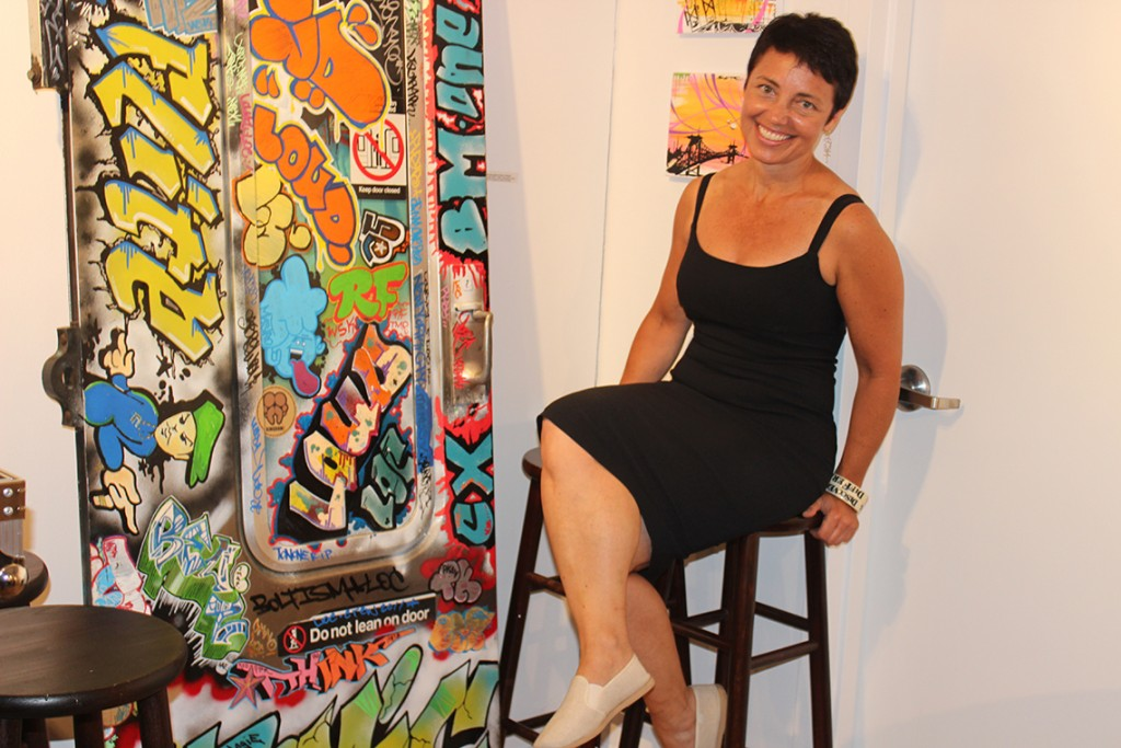 Portrait-of-Leanne -tella-Founder-of-Art-in -Flux-Interview-by-Creative-Mapping