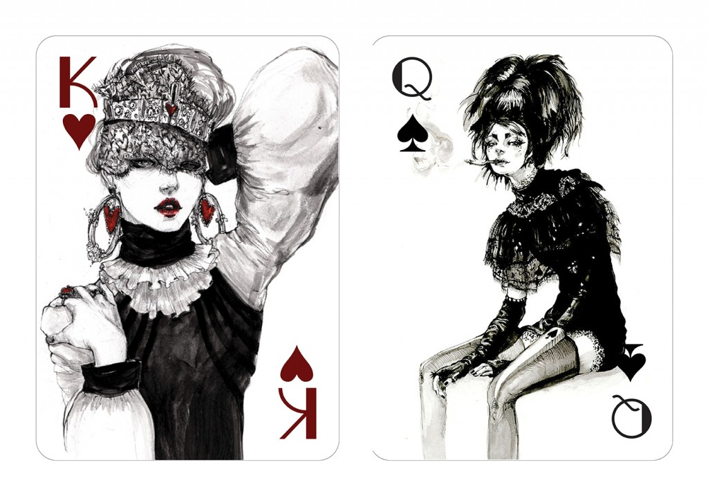 Playing-cards-Connie-Lim-artist-illustrator-Interview-by-Creative-Mapping-2015