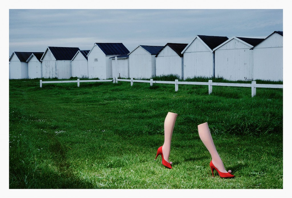Guy-Bourdin-art-review-by-Creative-Mapping-red-shoes