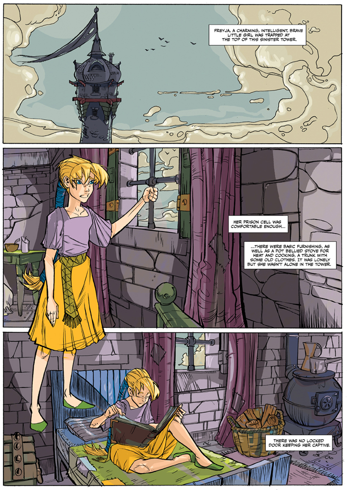 OliverHarud-PRINCESS FREYJA AND [the escape from] THE TOWER OF LOST DREAMS3