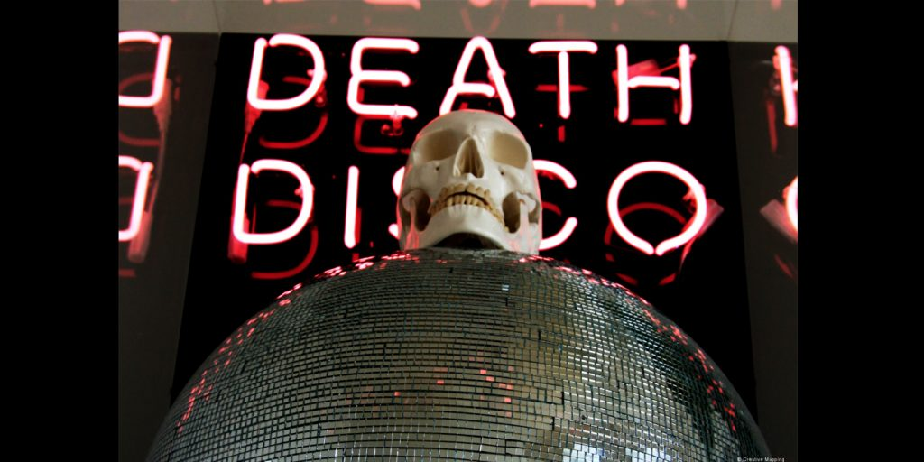 Lights of Soho Presents Contemporary Vanitas Curated by Lee Sharrock-Creative-Mapping-3