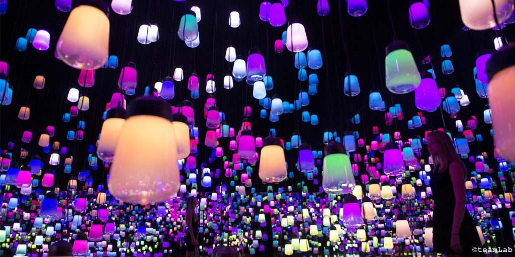 teamLab-maisonobjet-forestofresonatinglights-creativemapping-3